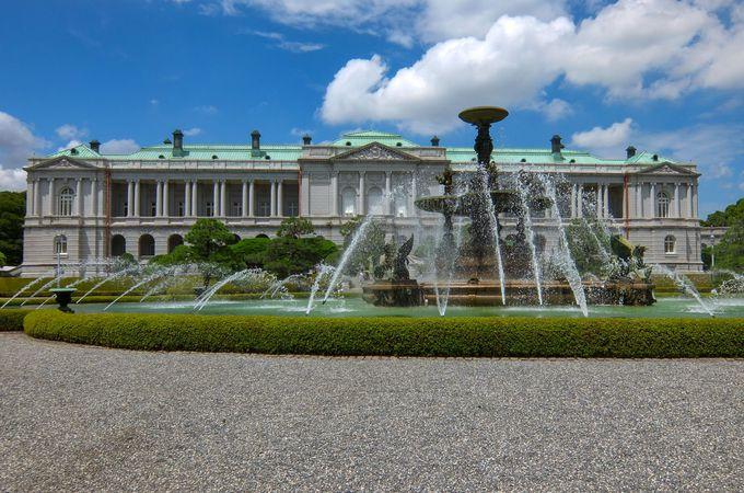 迎賓館赤坂離宮の見どころ
