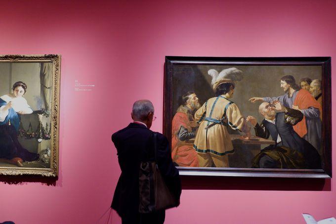フェルメールの時代のオランダ絵画を楽しもう