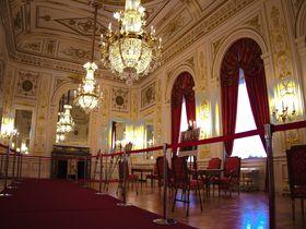 明治洋風建築の白眉「迎賓館赤坂離宮 本館」の美しさに魅了される