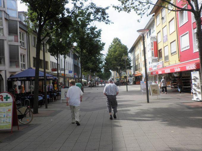 ライン河畔のドイツの小さな町「ケール」を訪れよう