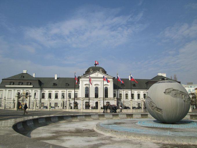首都としてのブラチスラヴァ