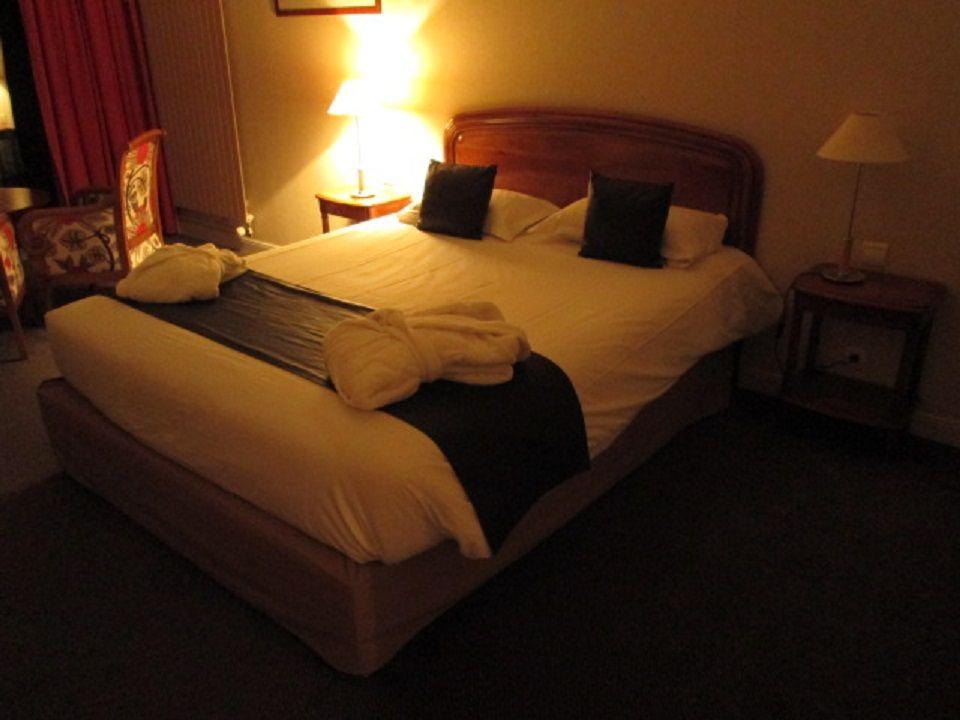 モンサンミッシェルを眺めながら最高の眠りを