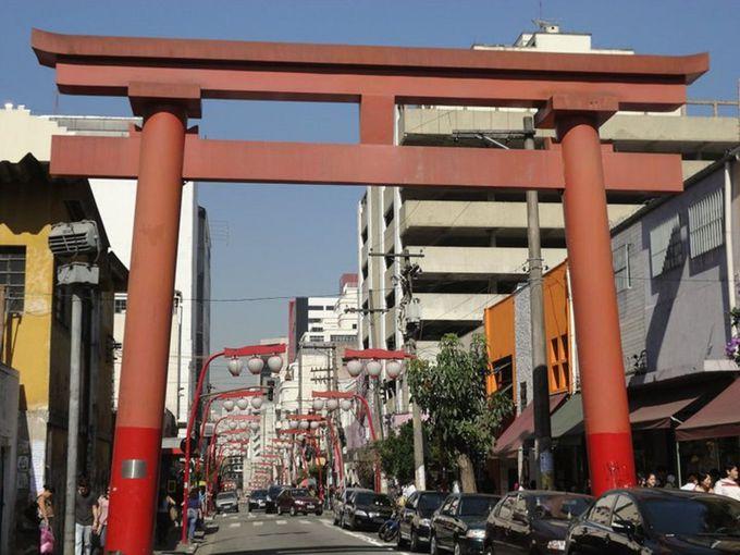 ここは日本!?世界最大の日系コミュニティ「リベルダージ」