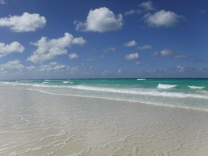知る人ぞ知るサンタマリア・ビーチ(Playa Santa Maria)