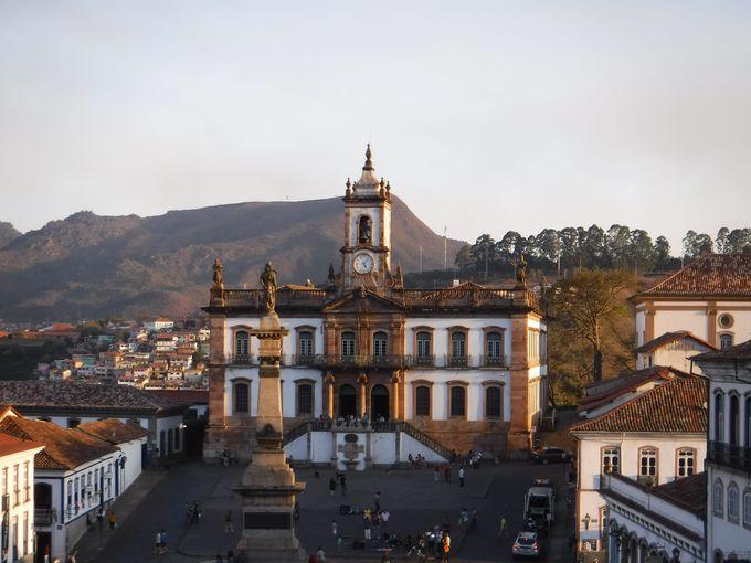 ブラジル独立運動の発端「ミナスの陰謀」博物館