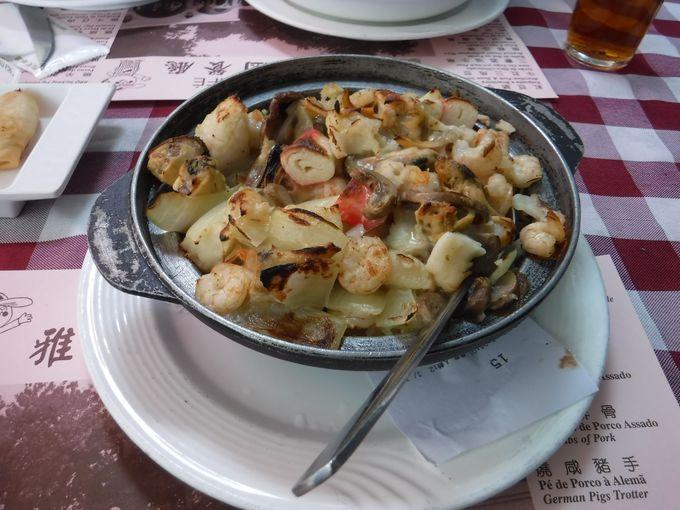 ローカルなポルトガル料理を満喫しよう!