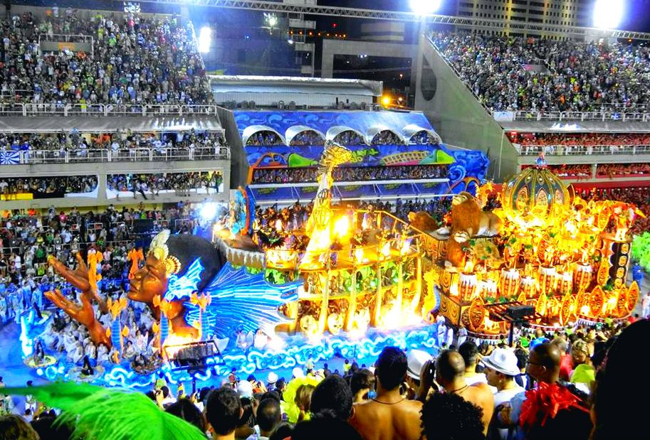これぞ世界一の祭典!リオのカーニバル徹底攻略ガイド!