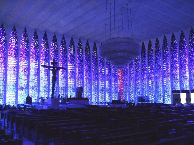 8.ドンボスコ教会(ブラジリア)