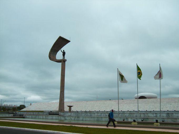 ブラジリア首都移転の立役者「ジュセーリノ・クビシェッキ」