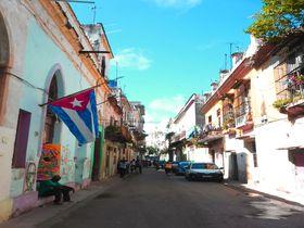 絵葉書のような世界で絶景さんぽ!キューバ・オールドハバナ地区