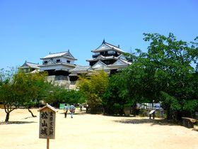知る人ぞ知る「名城県」愛媛で絶対に訪れたい名城3選!
