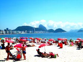 This is ブラジル!リオデジャネイロの絶景ビーチ3選