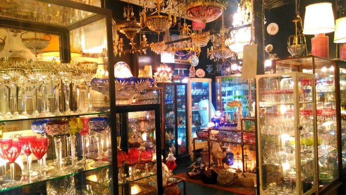 「マタデーロ日曜市」はレトロな骨董品の宝庫!