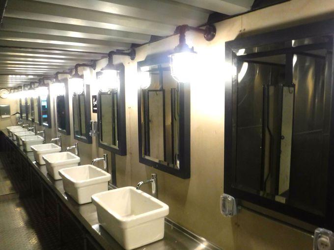 クアラルンプール国際空港でシャワーを浴びよう!