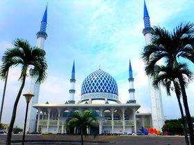 ブルーモスク&ピンクモスク、どっちが好き?クアラルンプールの2大名物モスク