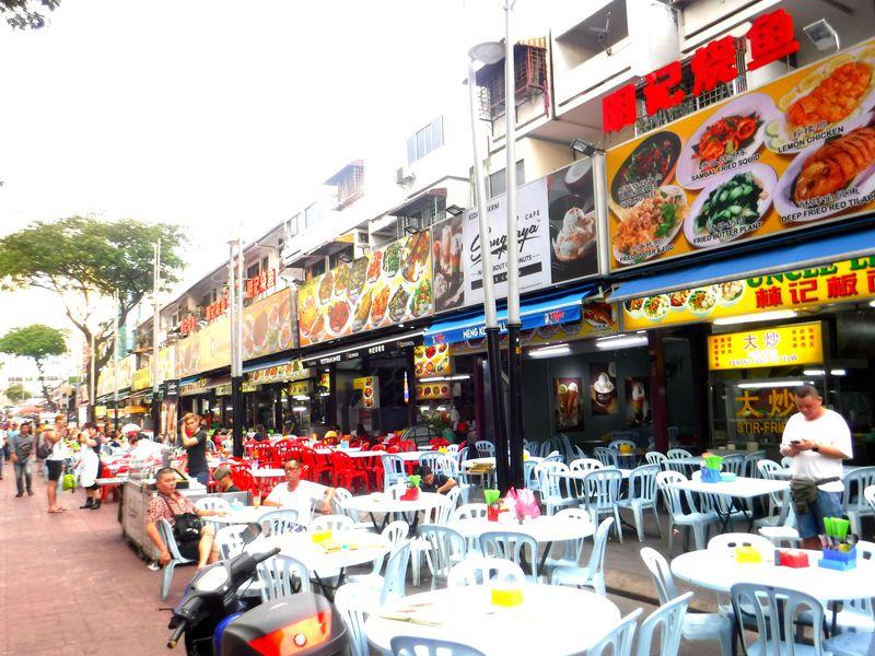 「シティ・コンフォート」に泊まって、マレーシアグルメも堪能しよう!