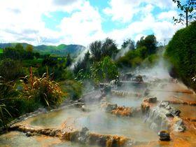 ニュージーランドの名湯「ロトルア」湯めぐりスポット3選+おまけ!