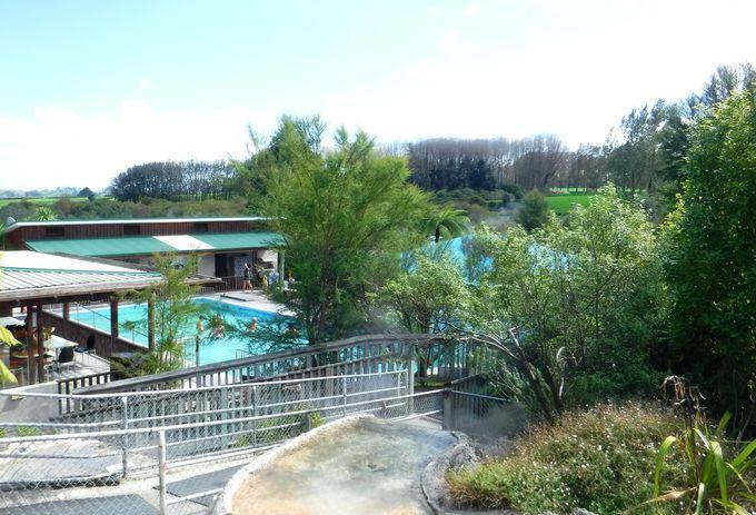 渓谷の秘湯「ワイキート・バレー」