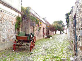 ウルグアイの古都「コロニア・デル・サクラメント」はレトロな石畳の街!