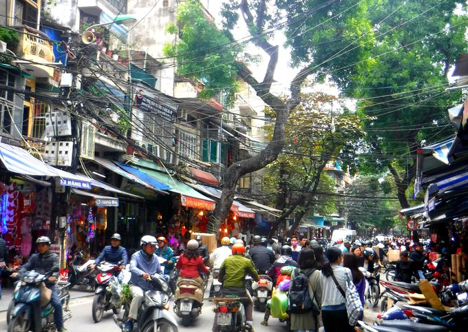 ベトナムの気候についての基本情報