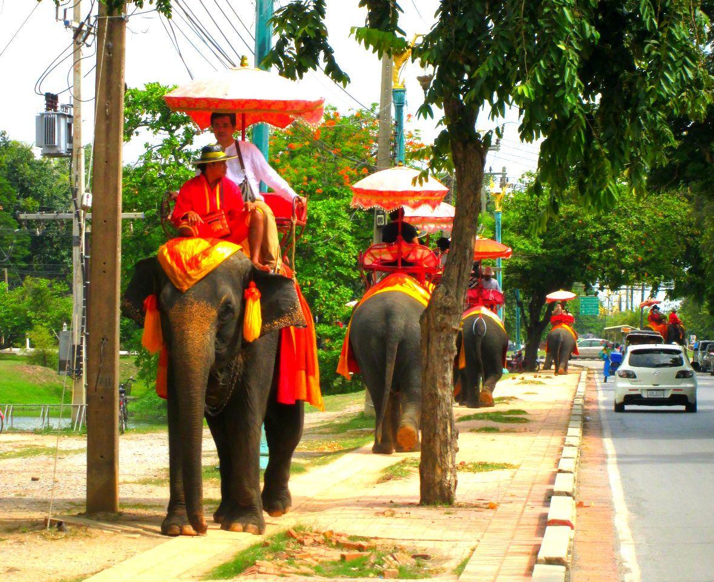 タイの気候・服装