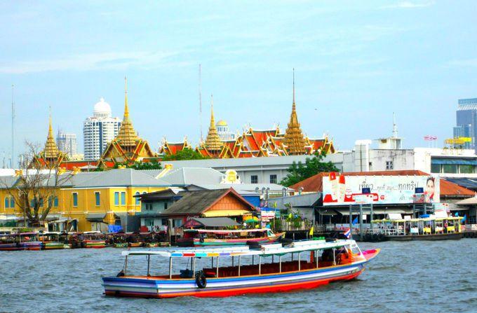 タイの主要観光スポット