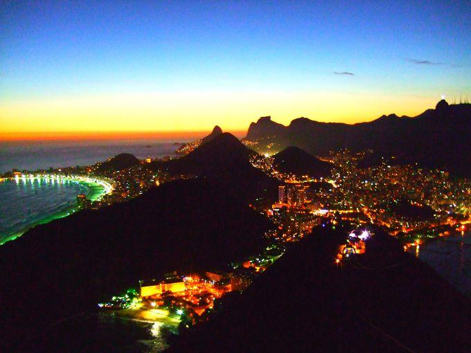 リオデジャネイロに来たら絶対に外せない定番の観光スポットは?