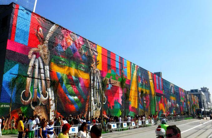 リオオリンピックで大注目!「ブーレヴァード・オリンピコ」