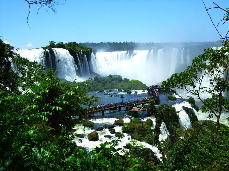 滝以外にも魅力満載!イグアス王道観光1日モデルコース