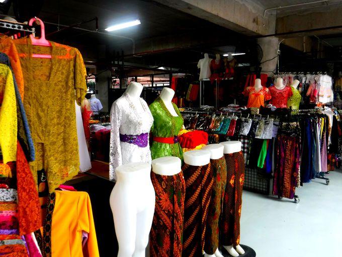 バリ島のマーケットで人気のお土産を見つけよう!