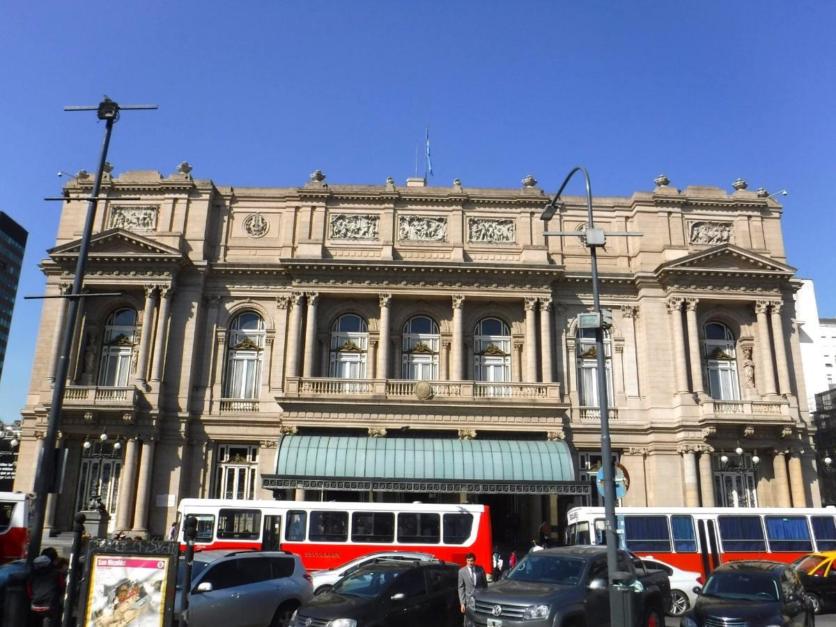 ブエノスアイレス中心地から「エル・アテネオ」へのアクセス