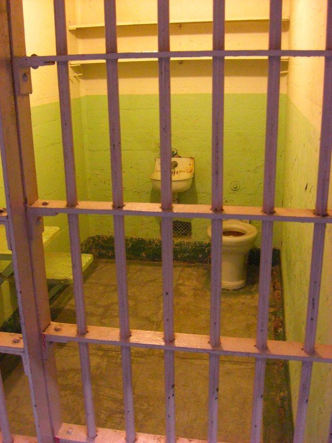 アルカトラズの監獄へ