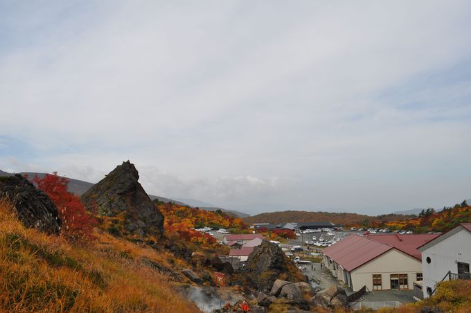 須川高原の紅葉は10月下旬が見ごろ