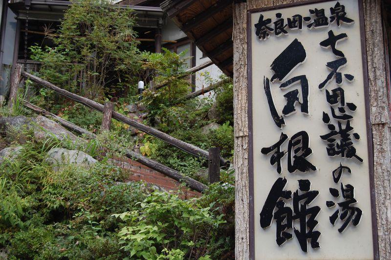 「ここも奈良だ」と驚いた?山梨の秘境「奈良田」の温泉、女帝の湯と白根館
