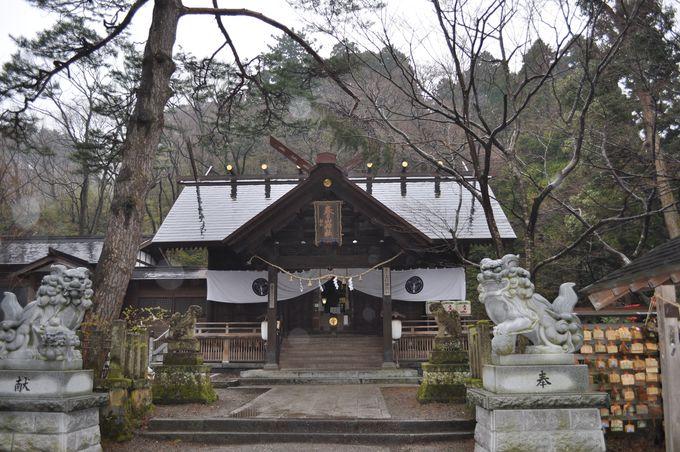 1.春日山神社と春日山城跡