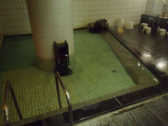魅力あふれる多くの浴場