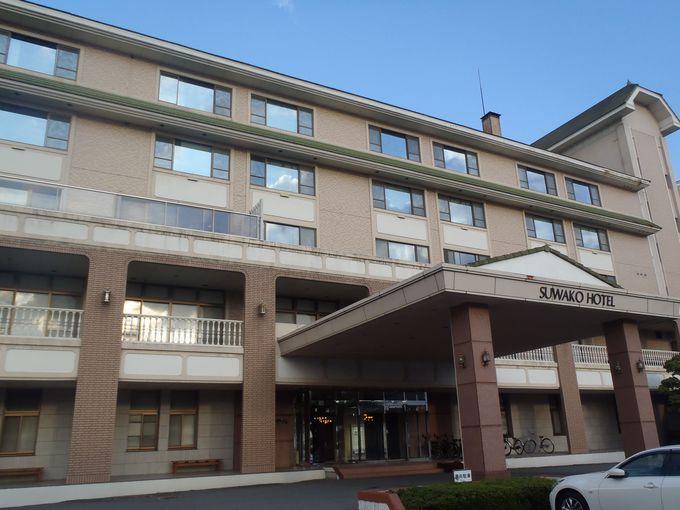 片倉館系列の諏訪湖ホテル