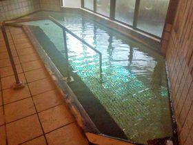 玉虫色の美しい浴槽!長野・美ヶ原温泉「月の静香」