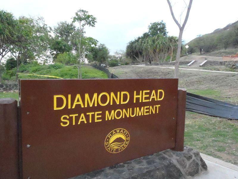 オアフ島のド定番!ダイアモンドヘッドの隠れた一面が面白い