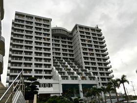 東シナ海を望む!沖縄「かねひで恩納マリンビユーパレス」はコンドミニアムタイプのリゾートホテル