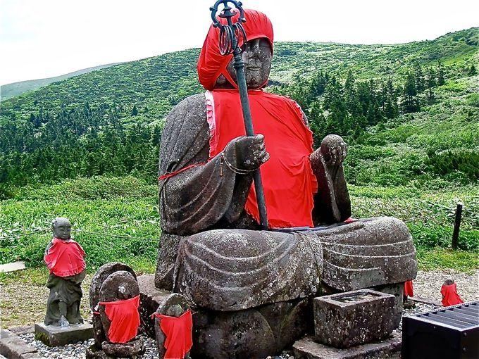 蔵王の守り神「蔵王地蔵尊」に会いにいこう!