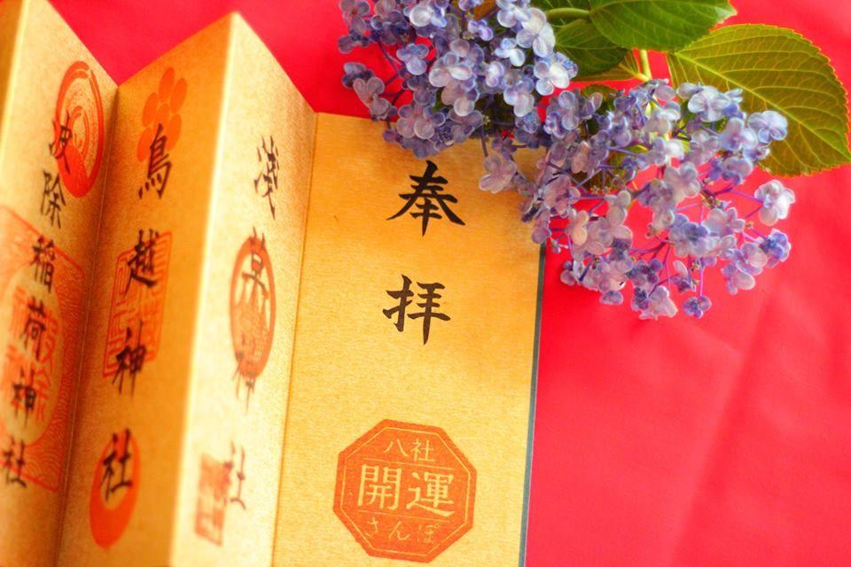 歩いて健康めぐって開運!「東京福めぐり」で8つの神社の特別印を集めよう