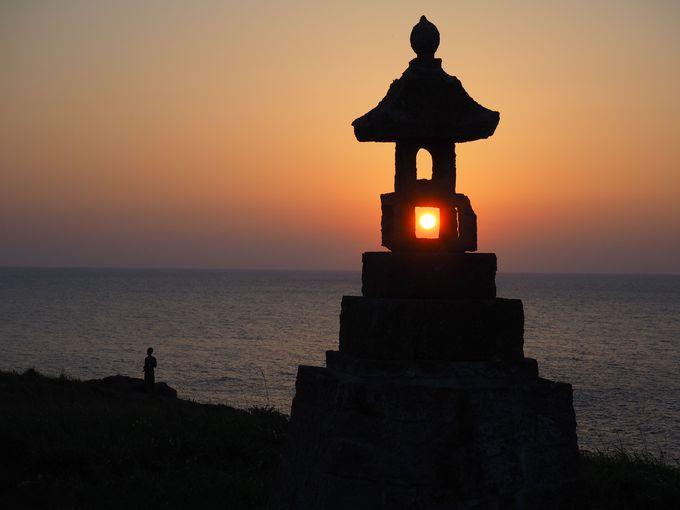 """番外編:春日崎の石灯籠に""""明かり""""を灯す技"""