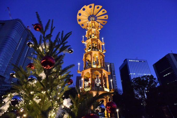 1.東京クリスマスマーケット