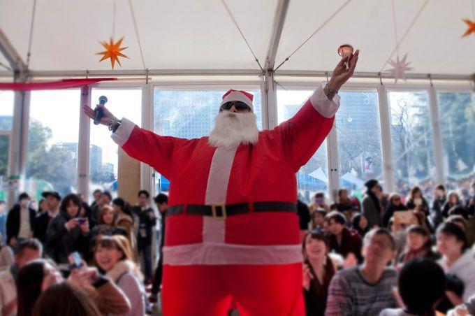 イベントに参加して、思い出に残るクリスマスを!