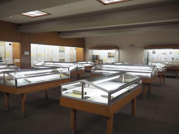 松坂城跡の一角に佇む「本居宣長記念館」