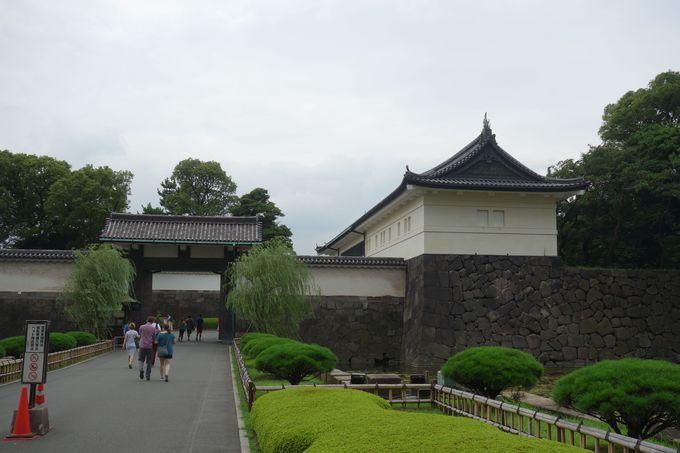 誰もが知ってる「江戸城大手門」にも知られざる秘密が!