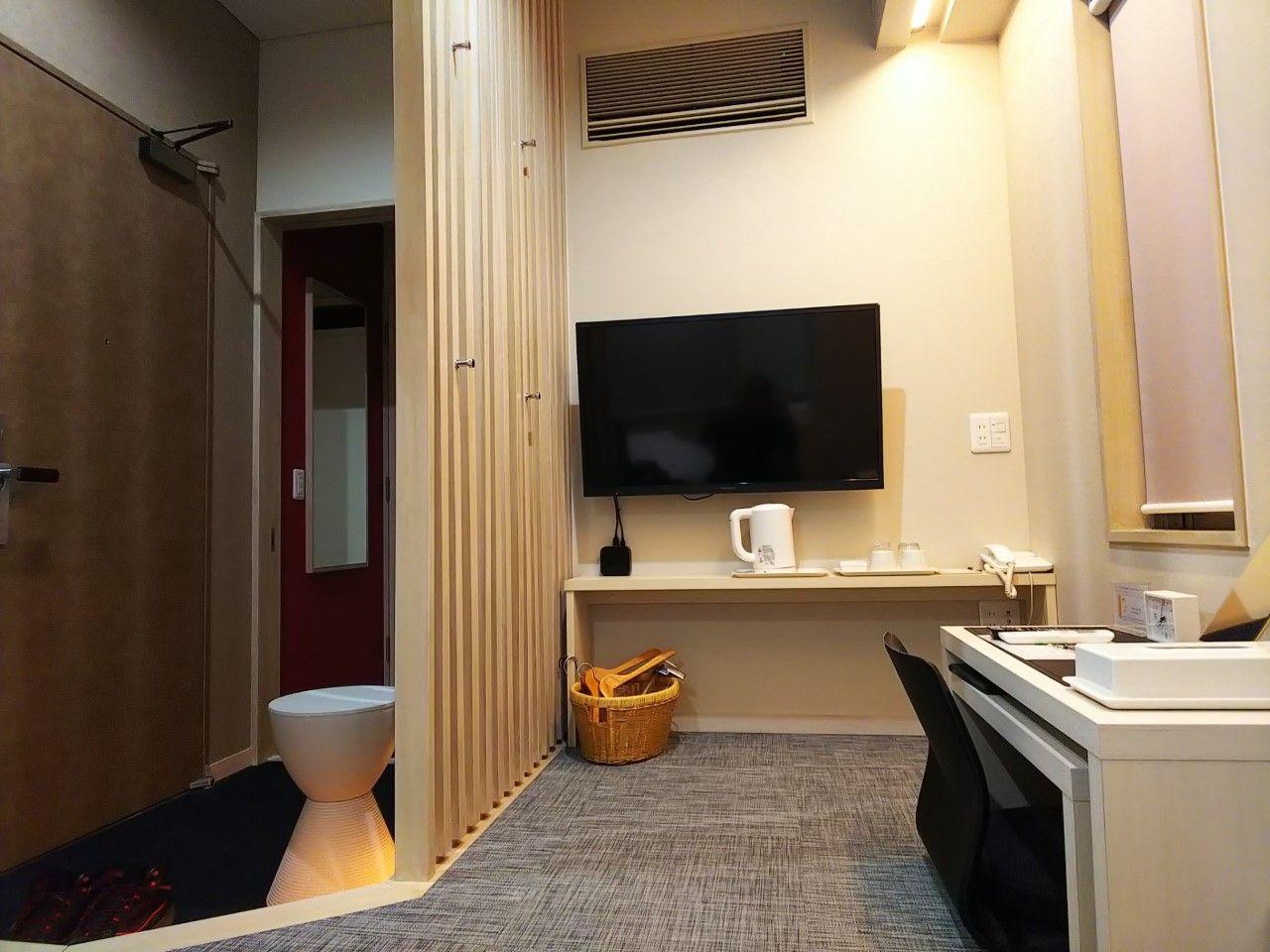 様々なタイプの部屋があり、和式テイストでご家族連れに最適な部屋も!
