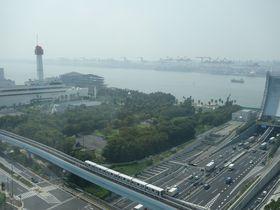 空海陸の景観にも癒される!「グランドニッコー東京 台場」