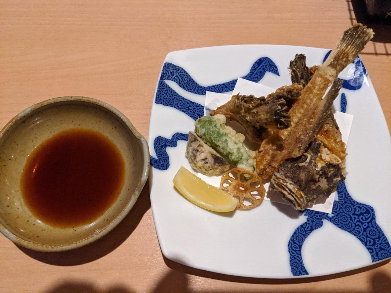 とれとれの魚介類に溢れ、食事のペースに合わせてお品出し!